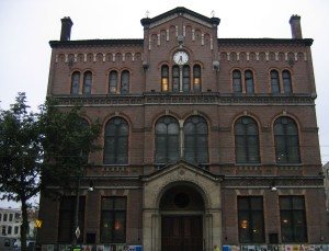 """Paradiso Amsterdam"" by Garion96 - Own work. Licensed under Creative Commons Attribution 2.5 via Wikimedia Commons - http://commons.wikimedia.org/wiki/File:Paradiso_Amsterdam.jpg#mediaviewer/File:Paradiso_Amsterdam.jpg"