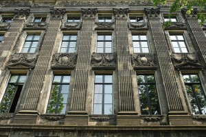 Charles Roffey (Neo-)Classical Amsterdam - Kloveniersburgwal 29 - Trippenhuis