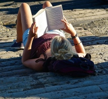 'Reading' by Pedro Ribeiro Simões