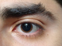 'bajo fondo de ojo' by juannomore
