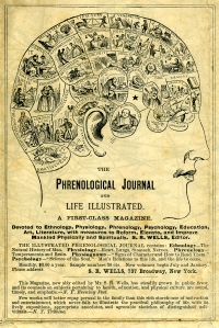 'Phrenology ad 1871' by William Creswell