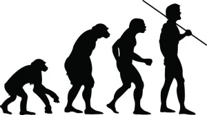 'Human Evolution?' by  Bryan Wright