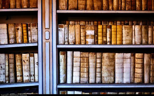 'Books' by Moyan Brenn