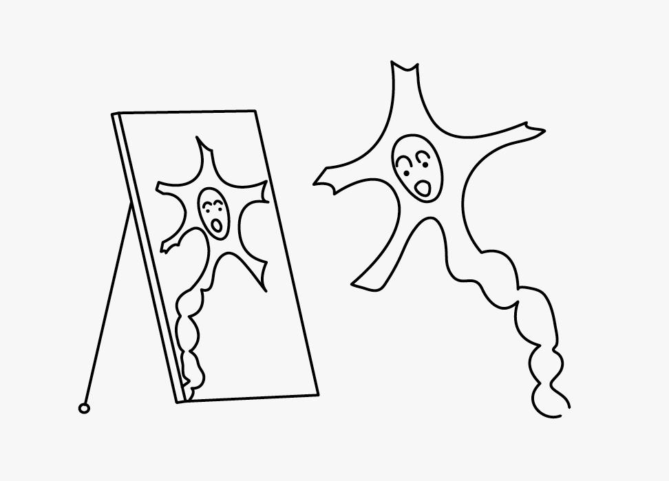 Gebroken spiegelneuronen