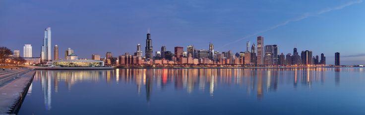 Chicago. Foto door: Daniel Schwen