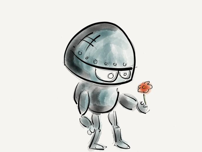 depressiveRobot