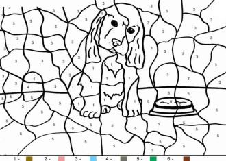 dog pixel